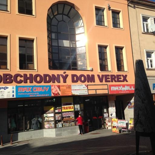 Obchodný dom VEREX