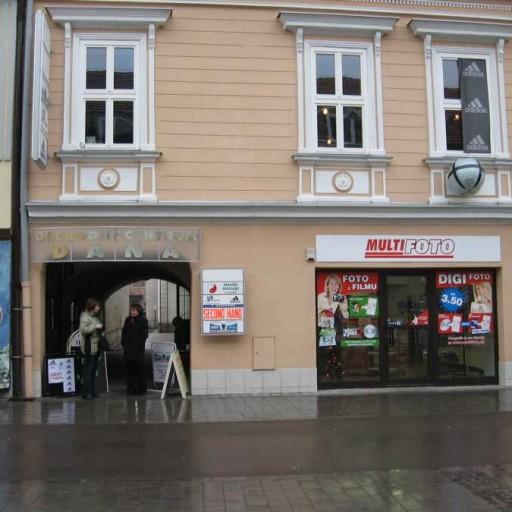 Obchodné centrum Dana